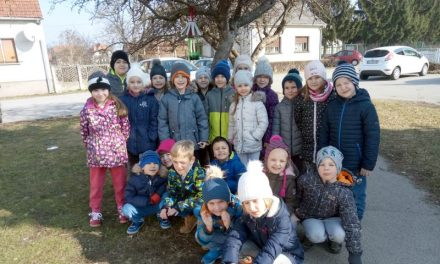 Kifleki iz DV Zvončić recikliranjem se pobrinuli za ptičice