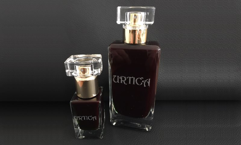 Dejan Levačić priprema novi parfem – Black Urtica