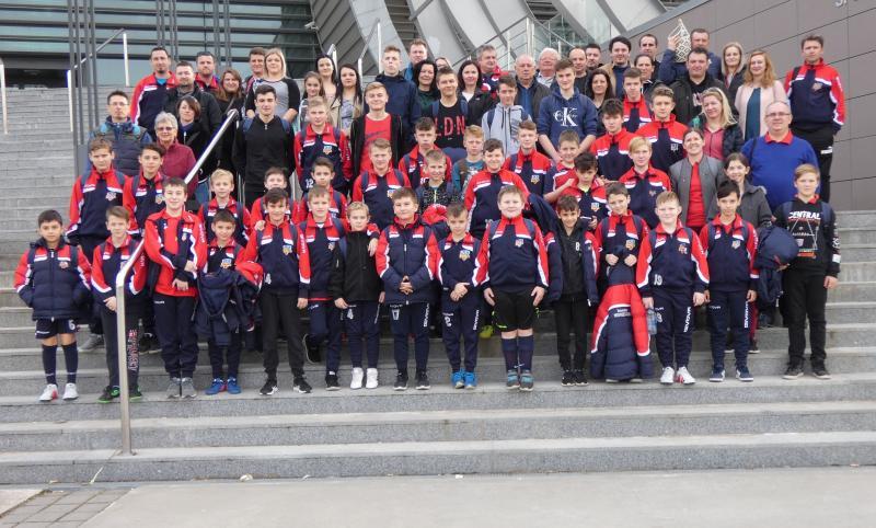 Mali nogometaši ŠN Međimurec/Sloboda bili su na gostovanju u Osijeku