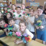 U PŠ Dunjkovec održana vesela radionica povodom 8. marta