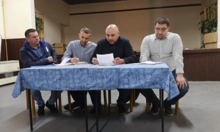 Mišelu Ganzeru još jedan mandat na čelu NK Međimurca