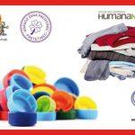 Prikupljanje stare nosive odjeće i plastičnih čepova
