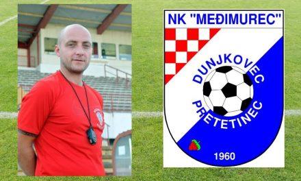 Antun Jukić novi je trener NK Međimurca