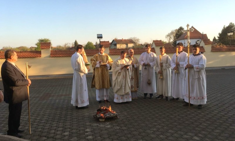 Uskrsne svečanosti