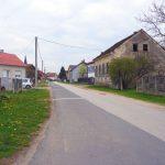 Ulica Ljudevita Gaja u Dunjkovcu ide u rekonstrukciju