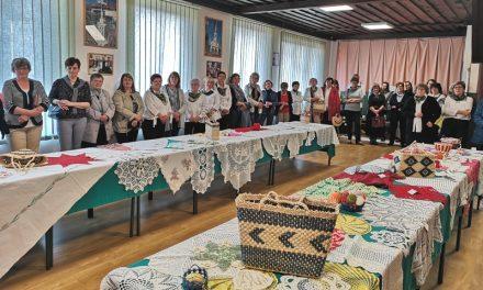 Izložba ručnih radova Udruge žena Dunjkovec