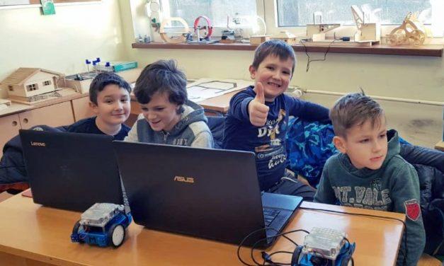 Mladi robotičari završavaju još jednu sezonu