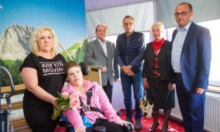Općina Nedelišće i Rotary klub Čakovec predali donaciju obitelji Rubin