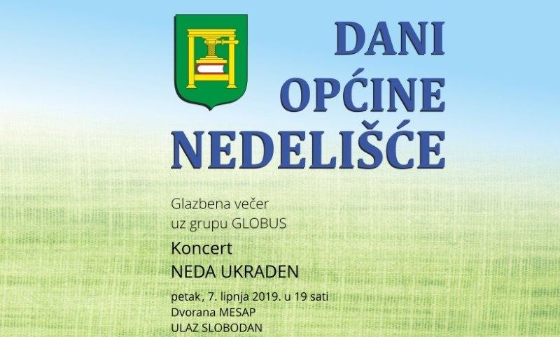 Najava: Glazbena večer uz grupu Globus i koncert Nede Ukraden