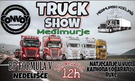 U subotu posjetite Truck Show of Međimurje