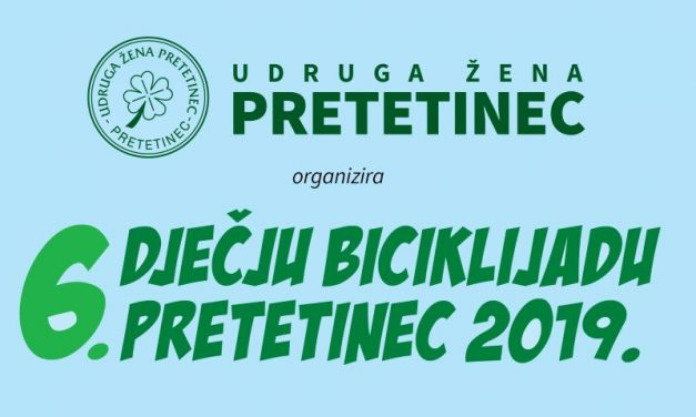 Prijavite se na dječju biciklijadu u Pretetincu