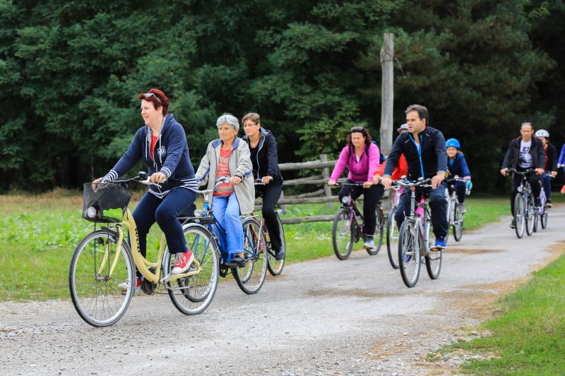 Najava: Jesenska biciklijada Stazama općine Nedelišće