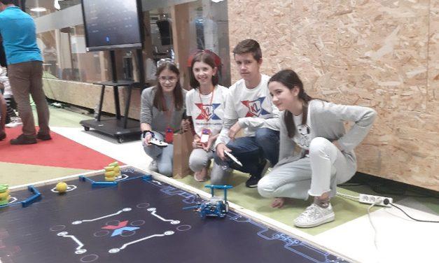 Robotičari UŽ Pretetinec izvrsni na međunarodnom natjecanju