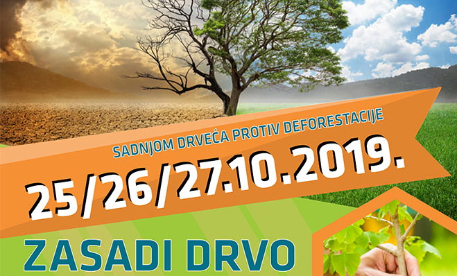 Dani kolektivne sadnje drveća – u Trnovcu