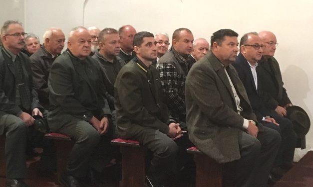Lovačko društvo Fazan iz Nedelišća proslavilo sv. Huberta