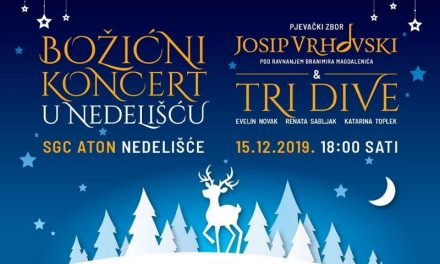 U nedjelju Božićni koncert u Nedelišću