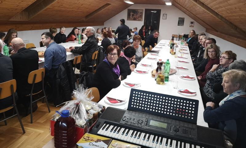 Zborovi Župe Nedelišće proslavili dan sv. Cecilije – zaštitnice orguljaša i pjevača
