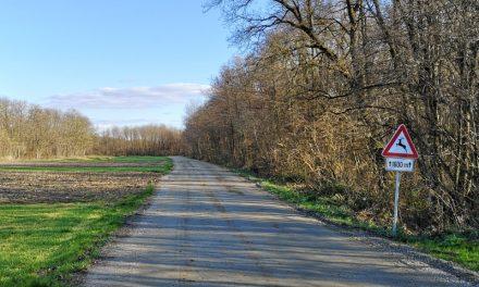 Da li će biti asfaltirana cesta Slakovec – Šenkovec?