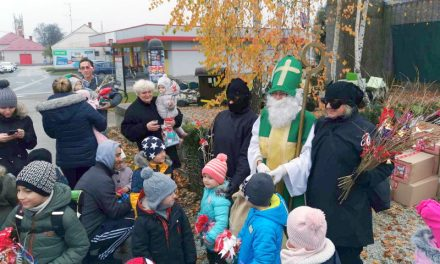 Sv. Nikola u Nedelišću obradovao mališane