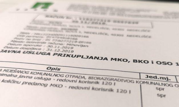 Vijećnička pitanja: Mještani Općine Nedelišće su prevareni na odvozu biootpada