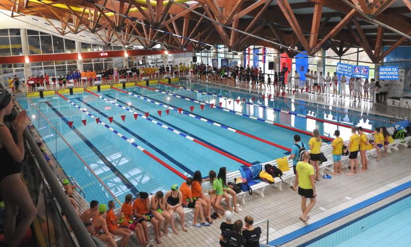 Održano međunarodno plivačko natjecanje – 4. Memorijal Anto Dragić