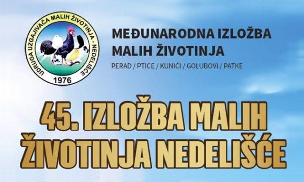 Najava: 45. međunarodna izložba malih životinja ovog vikenda