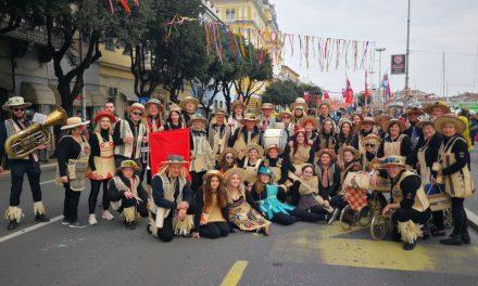 KUU Seljačka sloga Nedelišće na Riječkom karnevalu