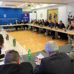 Zamjenik načelnika Željko Kacun na sastanku Ministarstva o romskim naseljima