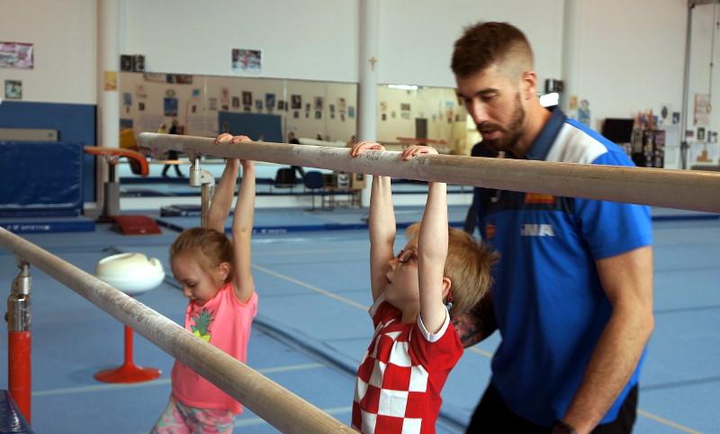 Jedinstveni projekt za predškolsku djecu: Volim sport – igrom i vježbom do zdravlja