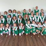 Pregršt medalja Mažoretkinjama Nedelišća na Online mažoret turniru
