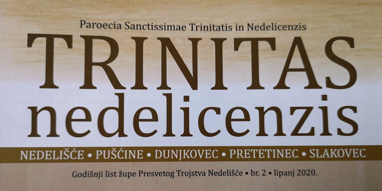 """Župa objavila """"Trinitas nedelicenzis"""""""