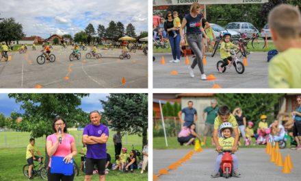 Fotogalerija: 7. Dječja biciklijada Pretetinec 2020.