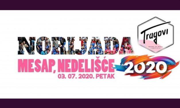 Norijada 2020. u petak na Mesapu