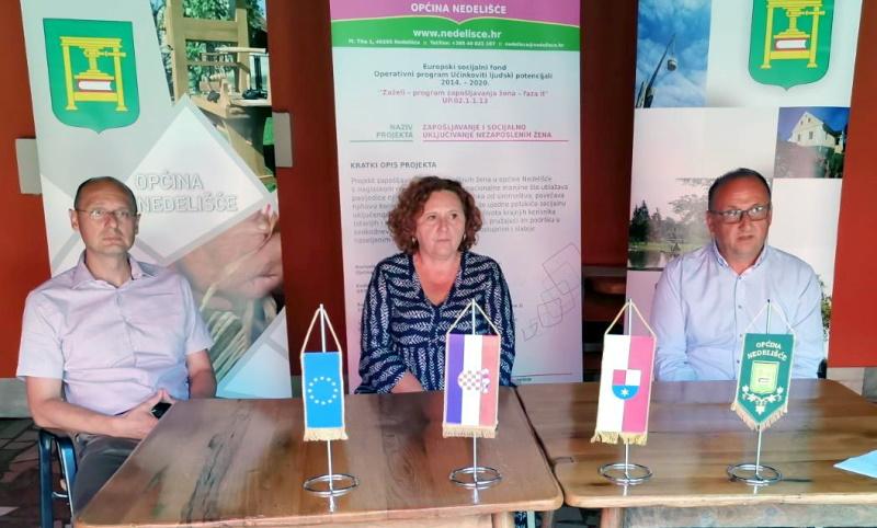 Početna konferencija projekta Zapošljavanje i socijalno uključivanje nezaposlenih žena