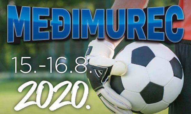 Turnir Međimurec U-14 2020. bit će održan 15. i 16. kolovoza