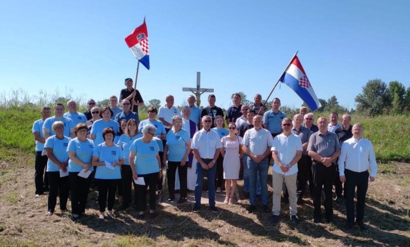 U Macincu i G. Hrašćanu odana počast žrtvama komunističkog režima