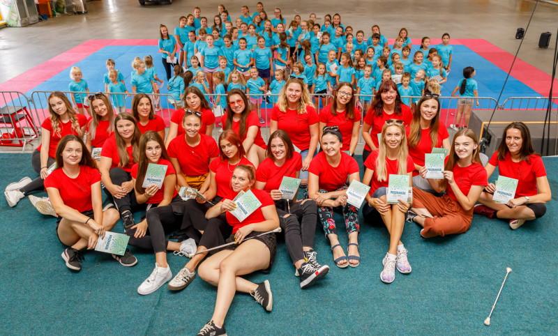 Mažoretkinje Nedelišća uspješno održale najveći mažoret kamp u Hrvatskoj