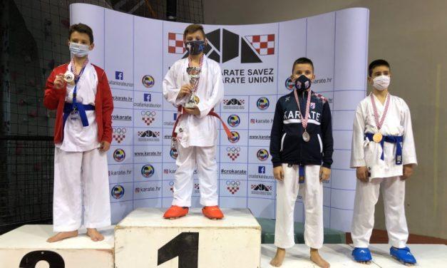 Tri zlata za mlade Globusovce na državnom prvenstvu