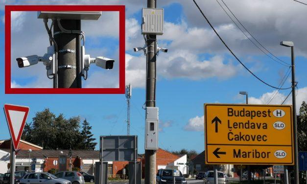 Čemu služe nove kamere u Nedelišću, i drugim naseljima?