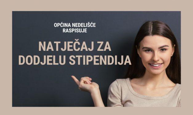 Općina Nedelišće: Natječaj za stipendiranje studenata