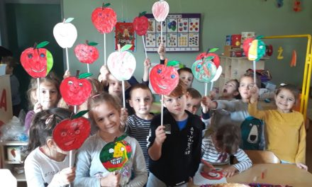 Ftičeki iz DV Zvončić obilježili Međunarodni dan jabuka