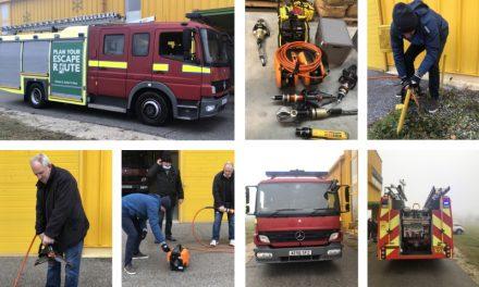 Vatrogasci kupili navalno vozilo s pripadajućom opremom