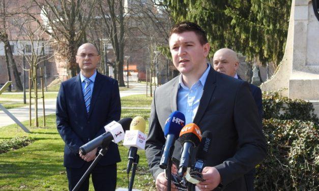 Matija Žugec – prvi kandidat za novog načelnika Općine Nedelišće