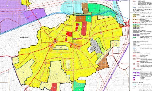 Javna rasprava o izmjenama prostornog i detaljnog plana Nedelišća