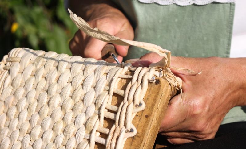 LAG pokrenuo zaštitu umijeća pletenja cekara