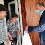 """Načelnik Dania korisnicima projekta """"Zaželi"""" poželio sretan i blagoslovljen Uskrs"""