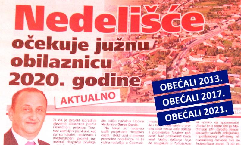 HRVATSKA DEMOKRŠĆANSKA STRANKA: Što su nam obećali, a što izvršili?