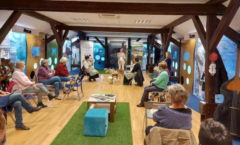 LAG: Održan prvi dio edukativnih radionica pletenja cekara