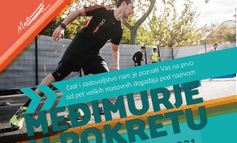 """Na SRC Trate u subotu manifestacija """"Međimurje u pokretu"""""""