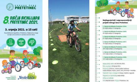 Zadnji dan prijava za dječju biciklijadu u Pretetincu